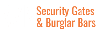 KZN Security Gates and Burglar Bars Logo white